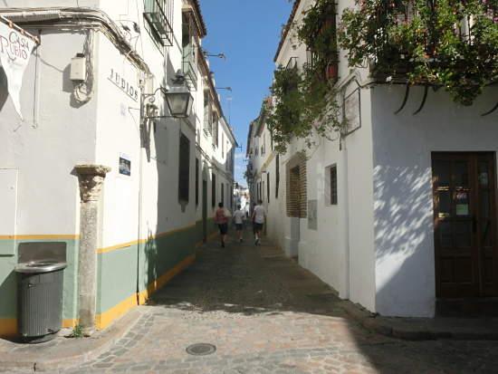 Córdoba Judíos calle