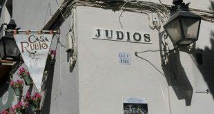 Córdoba calle de nombre Judíos
