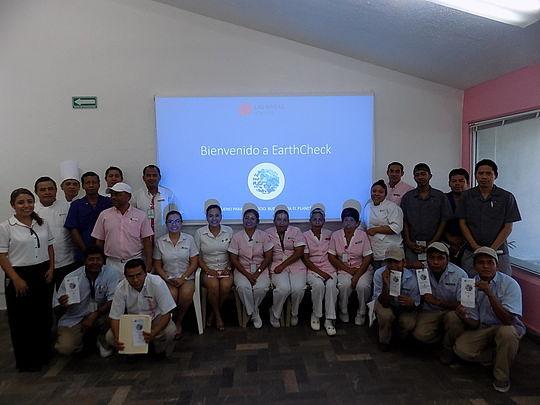Hotel Las Brisas Acapulco recibe certificación EarthCheck