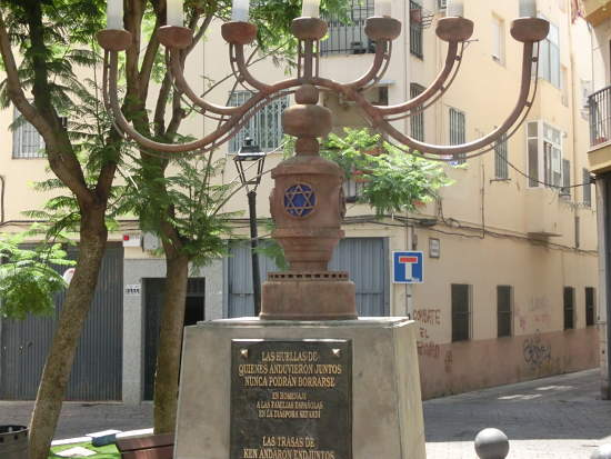 Jaén Menorá en Andalucía