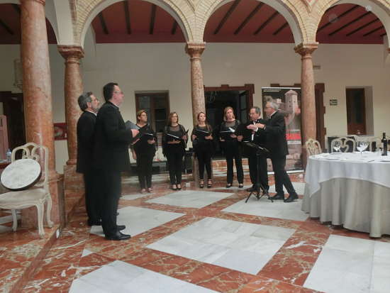 Lucena (Andalucía) Coro Eli Hoshaná