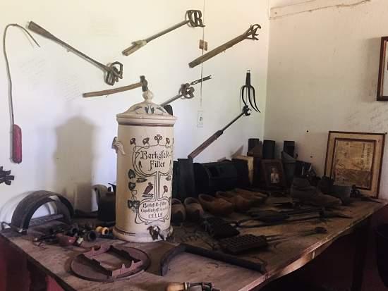Museo de la Familia Capitaine Drouaillet 6