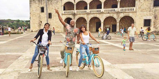 Tour de bicicleta en Republica Dominica