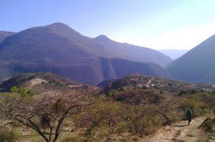 Camino a Santa María de Cocos
