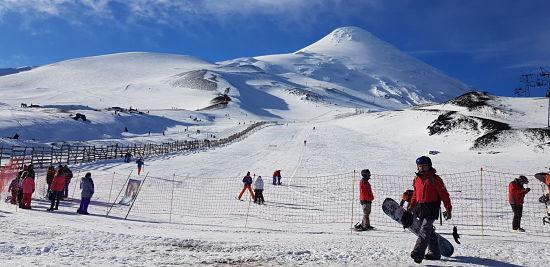 Centro de Esquí y Montaña Volcán Osorno