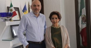 Gloria López y Germán Ralis