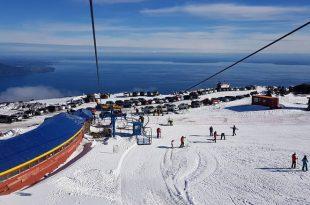 Montaña Volcán Osorno
