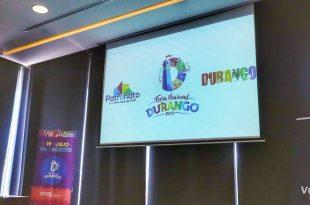 Presentación de la Feria Nacional de Durango 2019