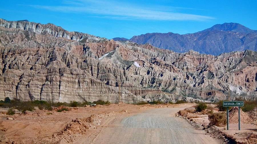 Quebrada El Tonco