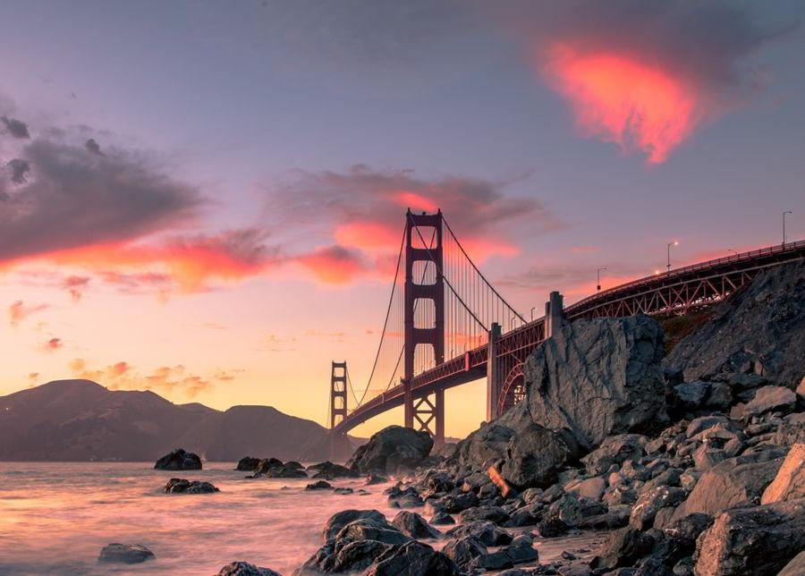 Puente Golden Gate en San Francisco