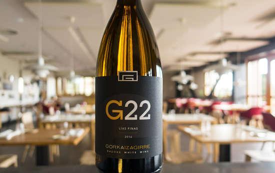 gorka izaguirre G22 ( Eneko restaurante)
