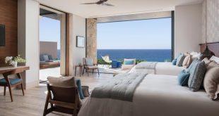 Habitación doble en el hotel Zadún en los Cabos