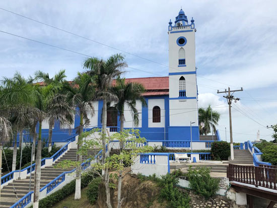 Iglesia Santo Domingo de Guzman en Usiacuri