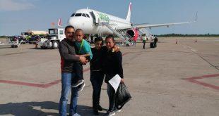 Johnatan viaja con su familia a Mazatlán