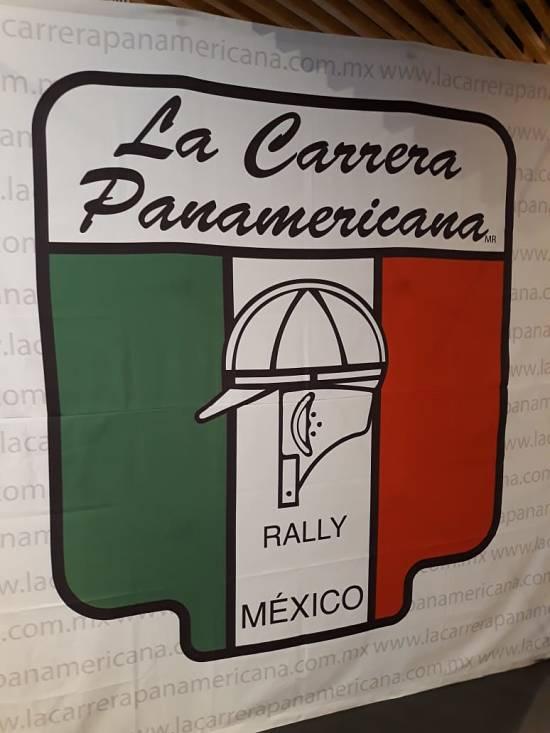 Logo de la Carrera Panamericana México