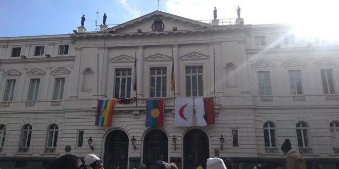 Palacio Consistorial Municipalidad de Santiago Chile