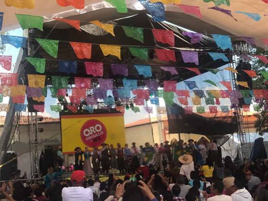 Participación  intercultural Mexico, Brasil y Nicaragua