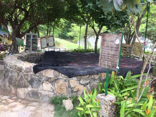 pozo de agua termal usiacuri