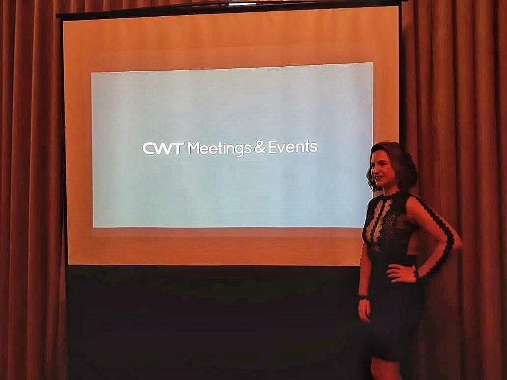 Adriana Melquiades, Directora General de la región México y Centroamérica de CWT Meetings & Events