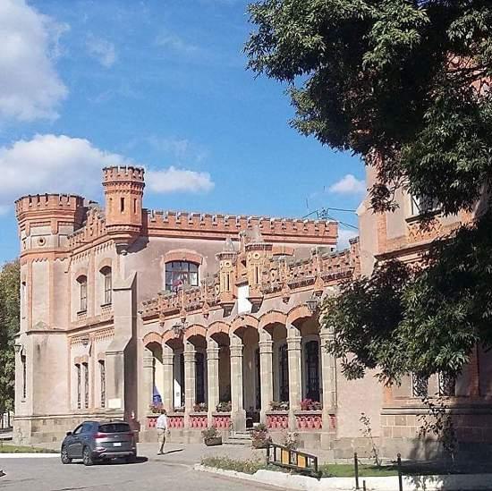 Hacienda pulquera Soltepec 2