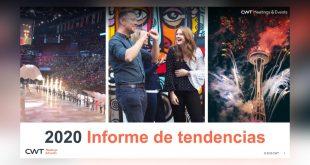 Informe 2020 sobre tendencias en reuniones y eventos