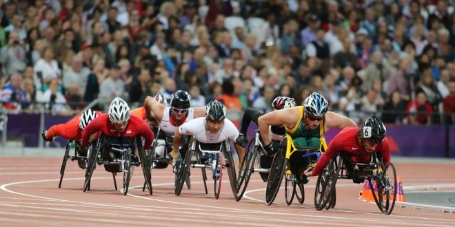 Juegos Paraolimpicos Rio 2016