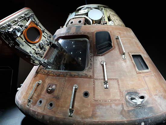 NASA NAVE KSC
