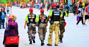 Policia Seguridad Turística