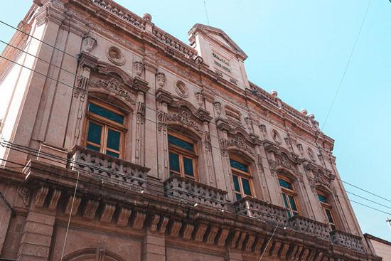 Teatro José Rosas Moreno