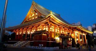 Templo en Asakusa Tokio
