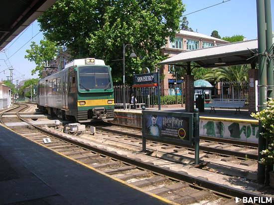 Tren de la Costa en Argentina