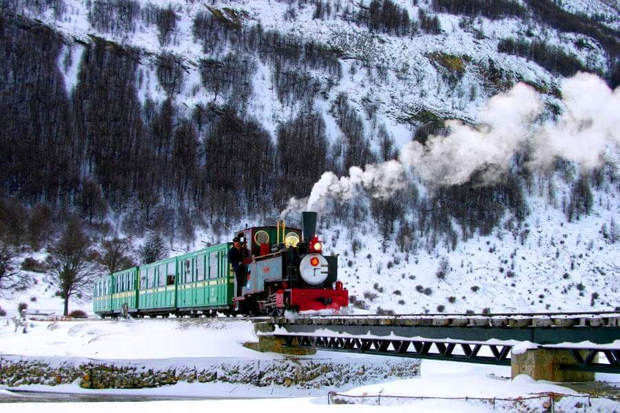 Tren del Fin del Mundo en Argentina