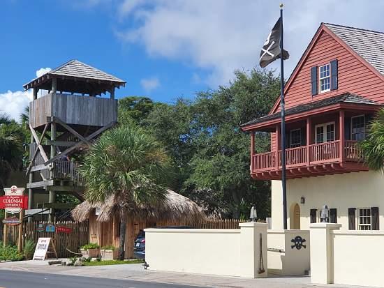 exterior museo pirata
