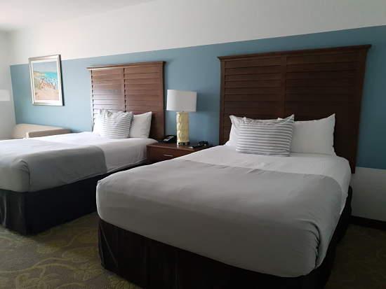 habitacion hotel TRYP