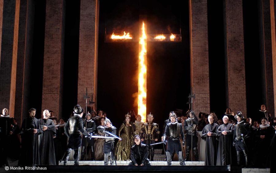 ópera Don Carlo