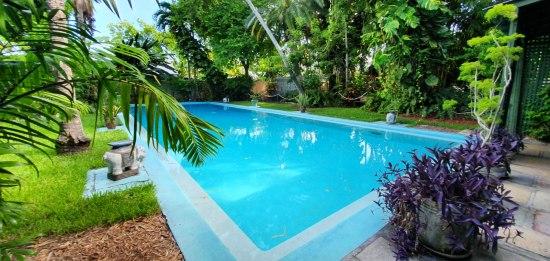 piscina casa hemingway