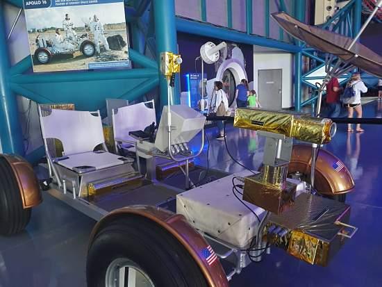 vehiculo lunar KSC