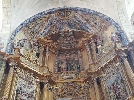 Altar en Cigales