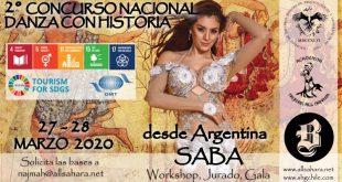 Concurso de Danza Chile OMT