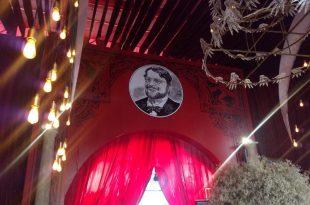 El Lobby de la Exposicion