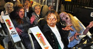 Halloween en Six Flags