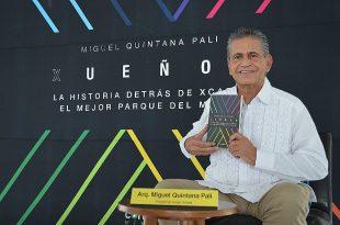 Libro Xueños de Miguel Quintana Pali