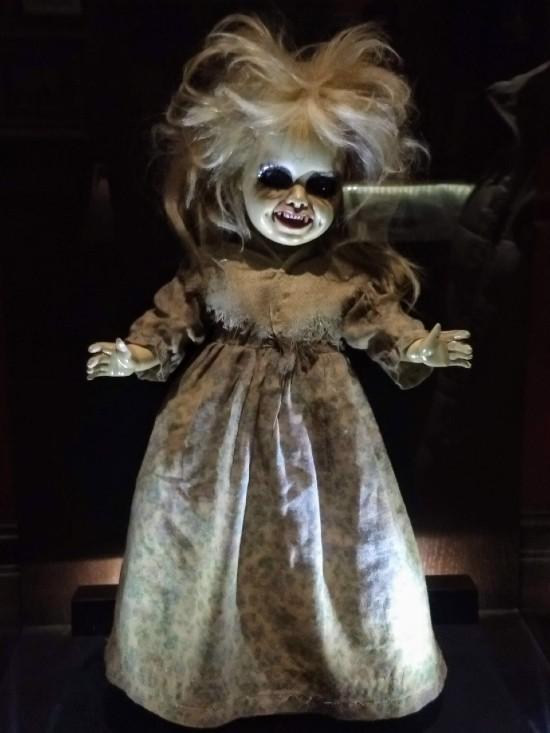 Muñeca de Galería Nocturna