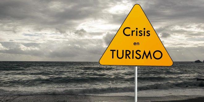 Crisis en turismo