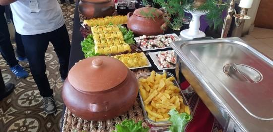 Muestra gastronómica (Foto de Causa Limeña)