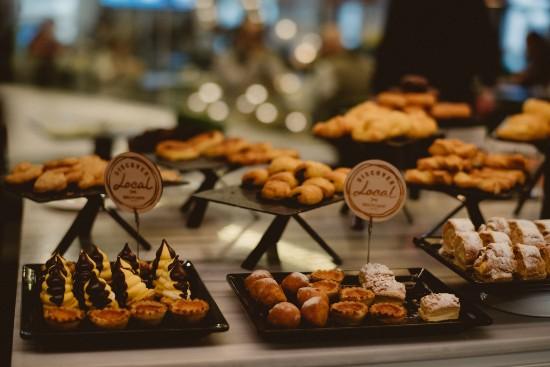desayuno pasteles tipicos