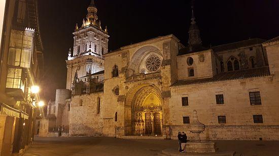 Burgo de Osma y catedral