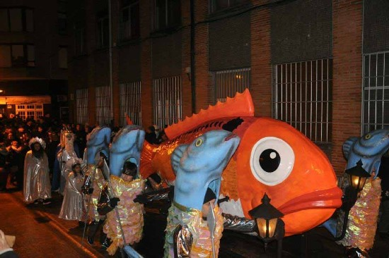 Carnavales Santoña