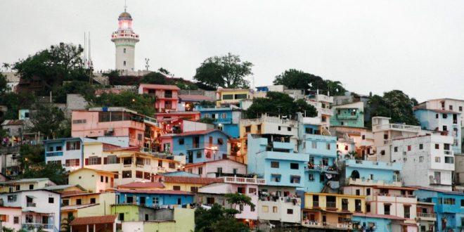 Las Peñas en Guayaquil