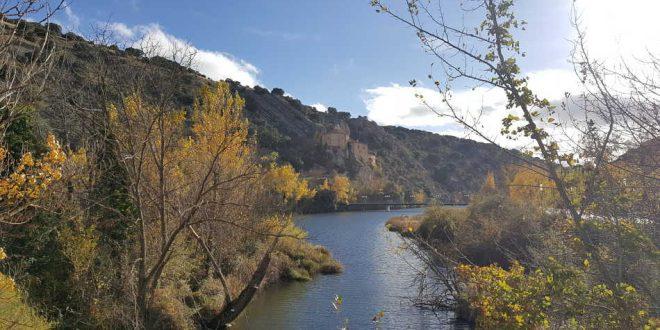 San Saturio y río Duero